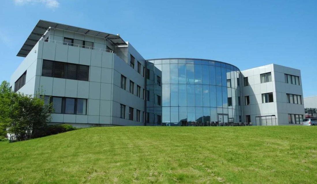 ropa-Firmenzentrale in Schwäbisch Gmünd